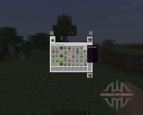 Plant Mega Pack [1.7.2] für Minecraft
