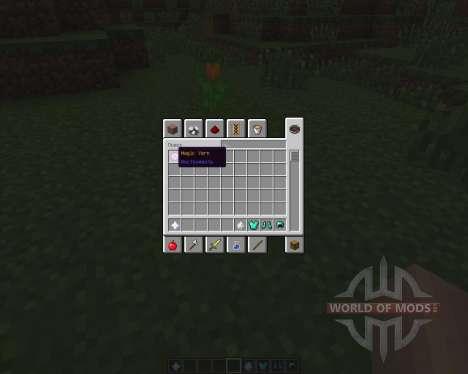 Magic Yarn [1.7.2] pour Minecraft