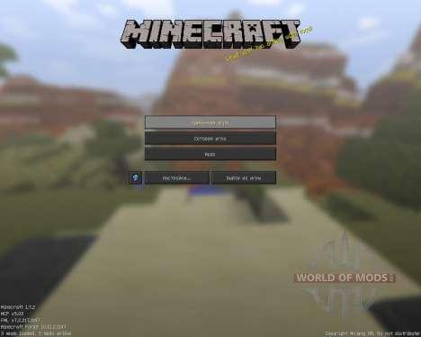 Bic [32x][1.7.2] pour Minecraft