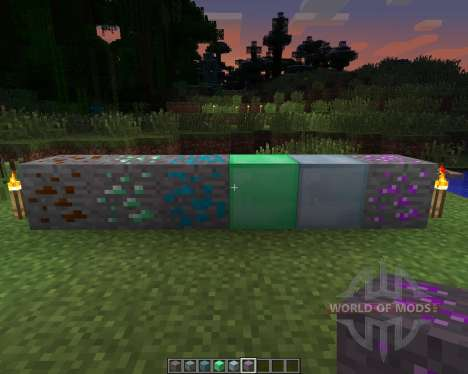 Miners Heaven [1.6.2] pour Minecraft