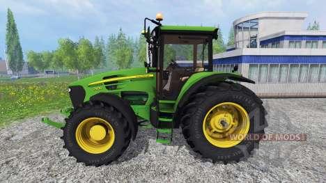 John Deere 7930 full v2.0 pour Farming Simulator 2015