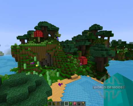 Luigi [128x][1.8.1] für Minecraft
