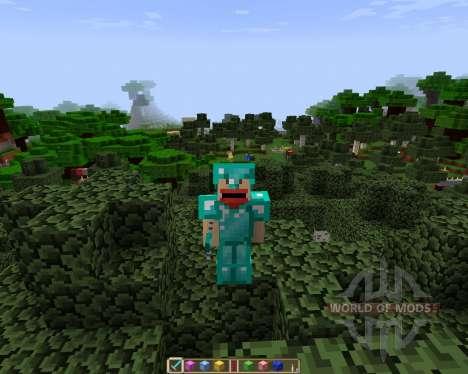 Biocraft [16x][1.7.2] pour Minecraft