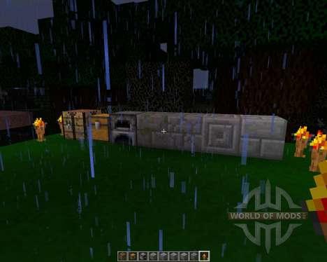Nameless [16х][1.8.1] für Minecraft