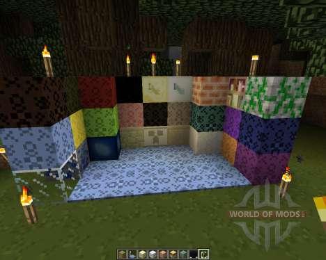 Classy Craft [16x][1.7.2] für Minecraft