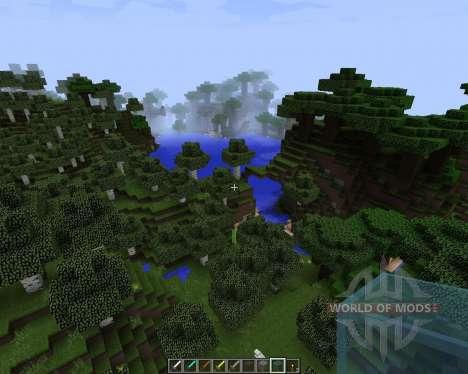 S&K Photo-Realismus [512х][1.8.1] für Minecraft