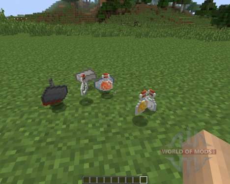 Mariculture [1.7.2] pour Minecraft