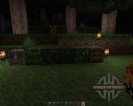 Conquest [64x][1.7.2] pour Minecraft