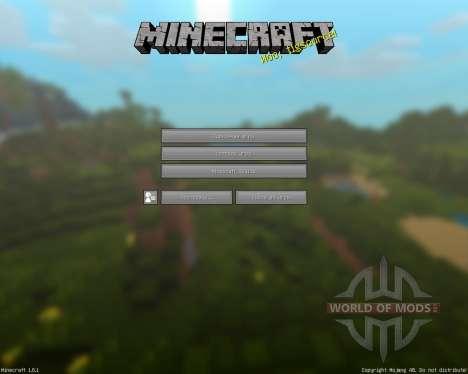 Dekor 2.5 [16х][1.8.1] für Minecraft
