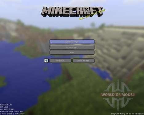 Popcraft [16x][1.7.2] pour Minecraft