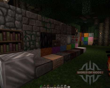 Crafteryada [32x][1.8.1] pour Minecraft