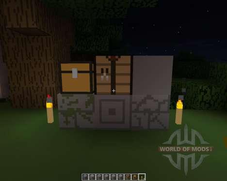 Einfacher [16х][1.8.1] für Minecraft