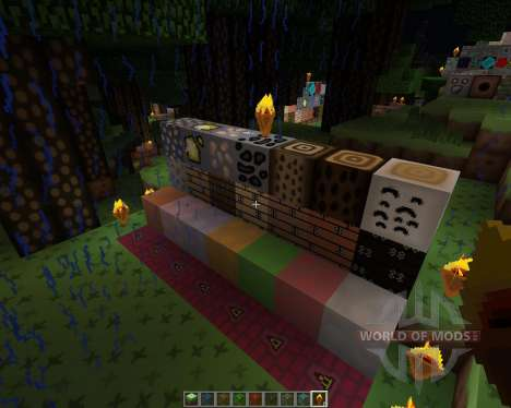 DerpToonCraft [32x][1.7.2] pour Minecraft