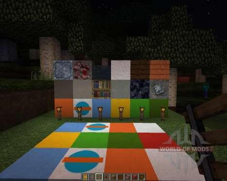 HRF [256x][1.7.2] pour Minecraft