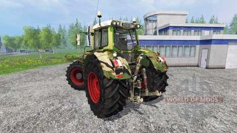 Fendt 936 Vario camouflage für Farming Simulator 2015