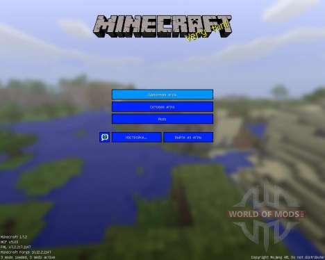 CleanCraft [16x][1.7.2] für Minecraft