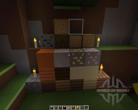 PureBlock [16x][1.7.2] für Minecraft