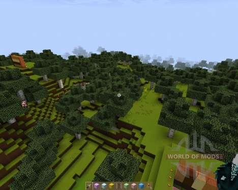 Pavilion [128x][1.7.2] für Minecraft