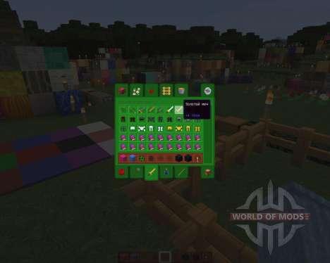 Biophelia [128x][1.8.1] pour Minecraft