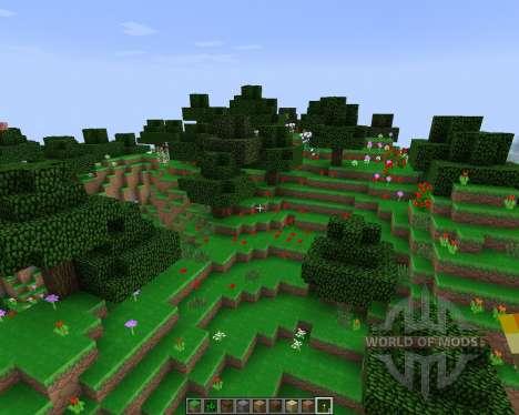 Flax [32x][1.7.2] für Minecraft