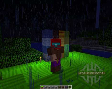 The Games Pack [16x][1.8.1] pour Minecraft