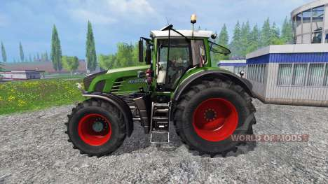 Fendt 936 Vario SCR fix v2.0 für Farming Simulator 2015