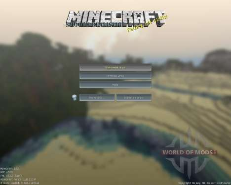 Smooth Realistic [128x][1.7.2] pour Minecraft