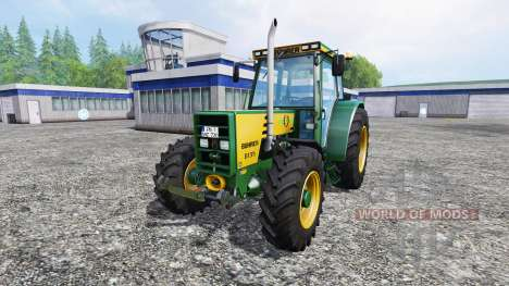 Buhrer 6135A Normal pour Farming Simulator 2015