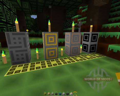 GarberCraft [32x][1.7.2] pour Minecraft
