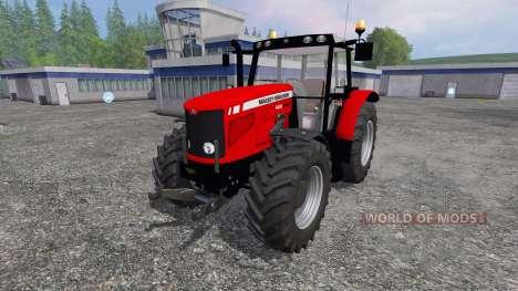 Massey Ferguson 6480 FL für Farming Simulator 2015