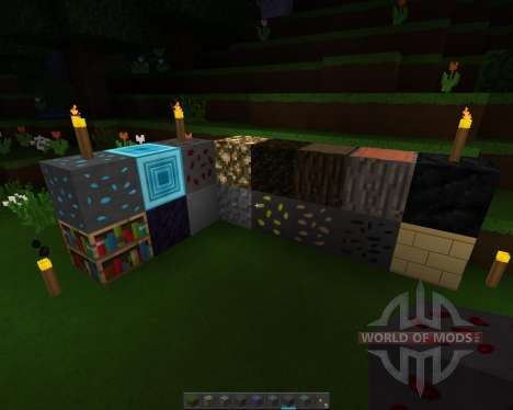 Ours Pack v0.3 [64x][1.7.2] pour Minecraft