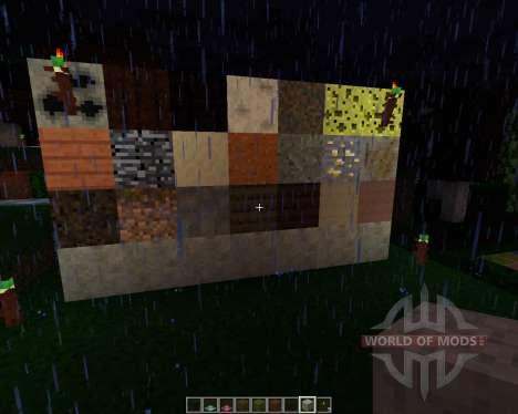 Shadowed [16x][1.7.2] pour Minecraft