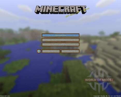 Gavins Pack 2 [32х][1.8.1] für Minecraft