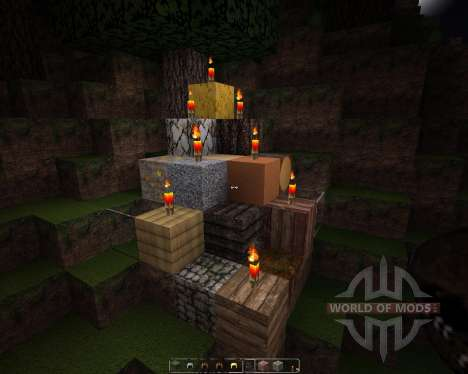 Vogpack HD ResourcePack [128x][1.7.2] pour Minecraft
