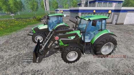 Deutz-Fahr 5130 TTV v2.0 für Farming Simulator 2015