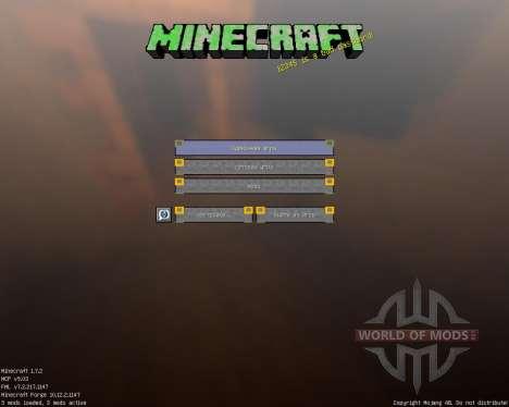 Mineshaft [16x][1.7.2] für Minecraft