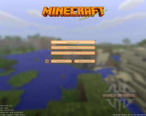 Super Mario [256x][1.7.2] pour Minecraft