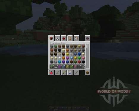 TaxChuro [16x][1.7.2] für Minecraft