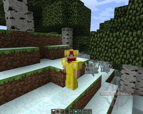TX97 Christmas [16x][1.7.2] für Minecraft