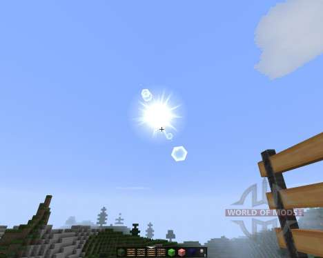 Modern HD [64x][1.7.2] pour Minecraft