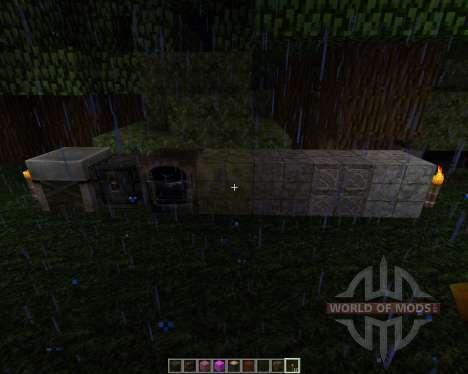 Skyrim Realism [64x][1.7.2] für Minecraft