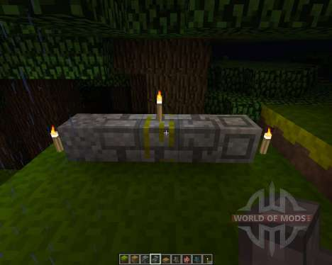 Basic Pack [8x][1.7.2] pour Minecraft