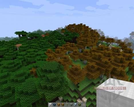 SilverMines [32x][1.8.1] für Minecraft