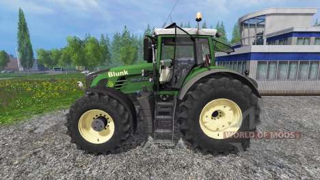 Fendt 936 Vario blunk [edit] für Farming Simulator 2015