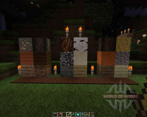 TecnoFire [32x][1.7.2] pour Minecraft