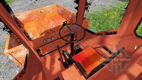 T-16M pour Farming Simulator 2015