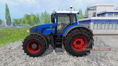 Fendt 936 Vario blue power für Farming Simulator 2015