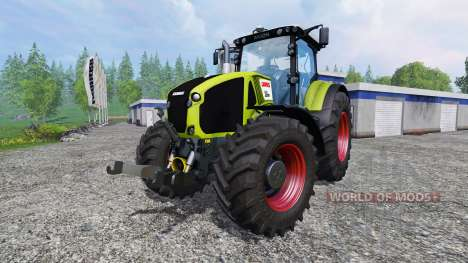 CLAAS Axion 950 v0.5 für Farming Simulator 2015