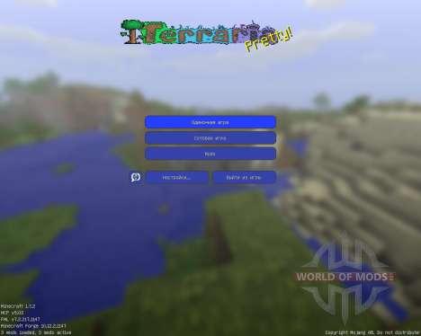 Terraria Craft [32x][1.7.2] für Minecraft
