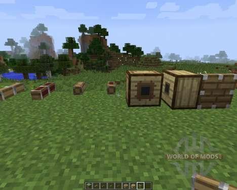 Pistronics [1.7.2] für Minecraft